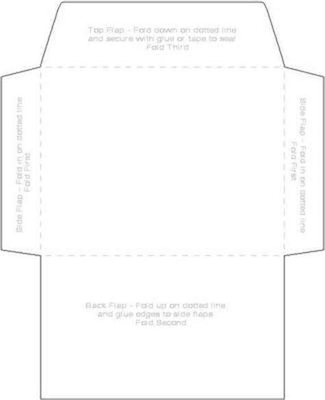 a5 card box template the world s catalog of ideas