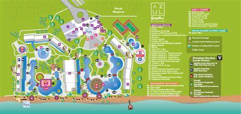 azul resort map portal