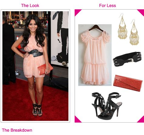 Dress Like A For Less Again by Hudgens The Looks For Less