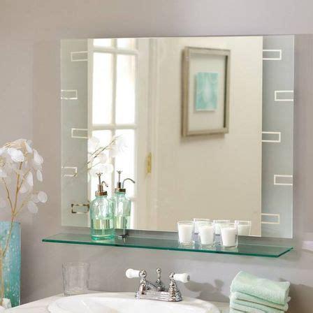 small bathroom mirrors  big ideas  interior small