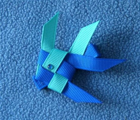 how to make a dolphin ribbon sculpture 1000 images about lazos vinchas peces on pinterest