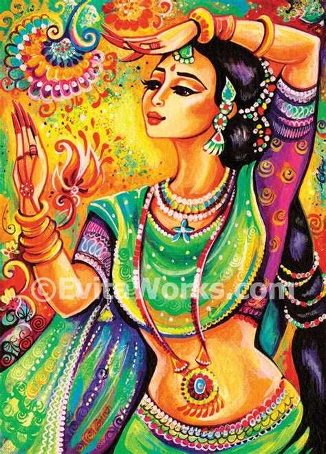 acrylic painting kit india indian classical indian decor beautiful by