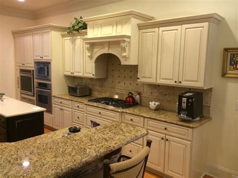 refinishing kitchen cabinets before and after how to do