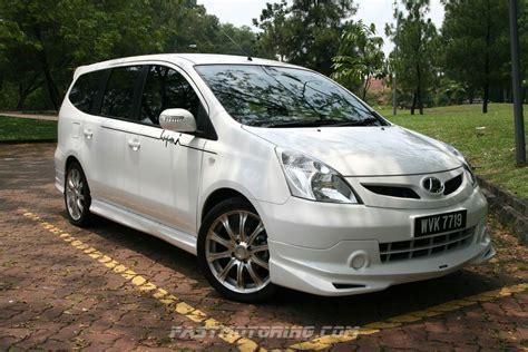 nissan grand livina malaysia grand livinafastmotoring fastmotoring