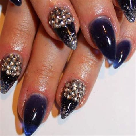 new year nail design 2015 nail trends nails