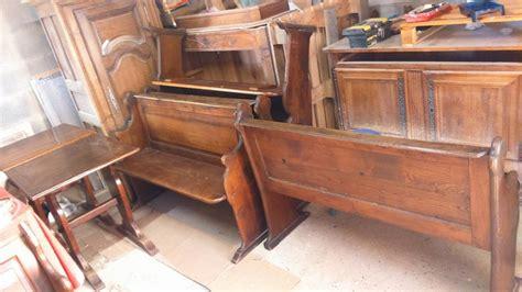 Banc Eglise by Relooking Meubles D 233 Glise Bancs Et Tables