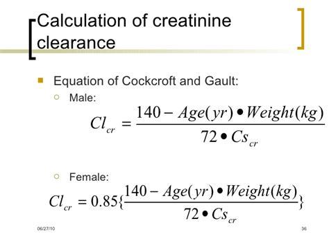 creatinine clearance creatinine clearance equation tessshebaylo