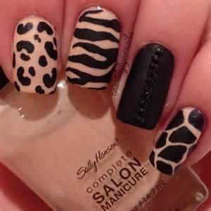 22 zebra print nail designs nail designs for you