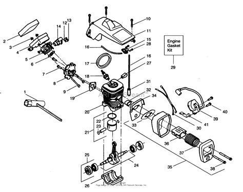 chainsaw diagram poulan pro chainsaw wiring diagrams mcculloch chain saw