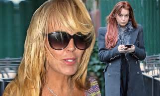 Dina Says Lindsays Ready For The Morgue by Dina Lohan Says Lindsay Lied About Doing Cocaine