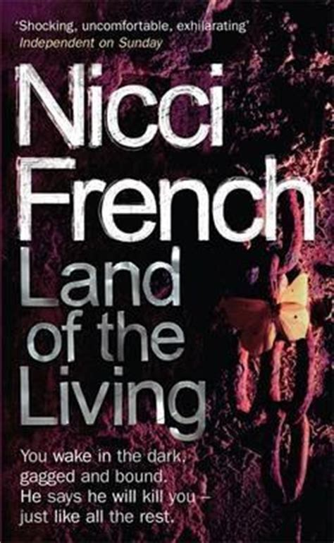 land of the living books land of the living by nicci reviews discussion