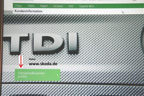 Wir Kaufen Dein Auto De K Ln by Ea 189 Skoda Informiert Aktuell