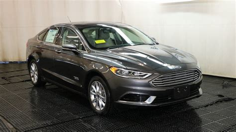 new 2018 ford fusion energi se in quincy f106030 quirk ford
