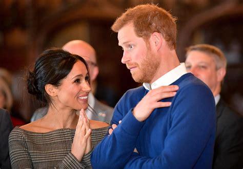 Hochzeit Prinz Harry by Meghan Markle Und Prinz Harry Traumwetter Zur