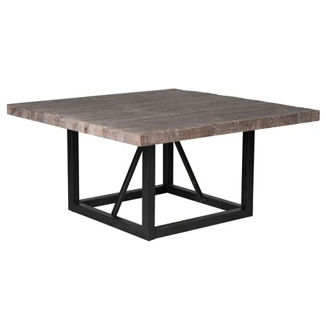 60 Inch Square Dining Table Kosas Home Reclaimed Wood 60 Inch Square Dining Table Products Square Dining