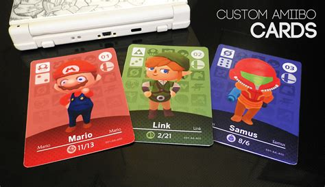 Amiibo Cards Template by Custom Animal Crossing Amiibo Cards By Nbros On Deviantart
