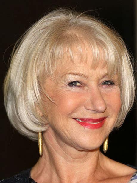 hairstyles  older women  thin hair elle hairstyles
