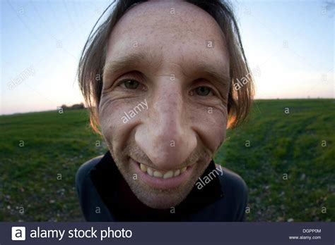 with big nose with a big nose distorted portrait stock photo royalty free image 61965812 alamy