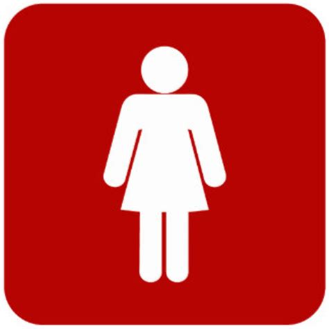 Pictures Of Bathroom Designs bathroom female sign clipart best
