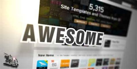 Website After Effects Template 20 Promo After Effects Templates To Promote Your Website Download Website Promo After Effects Template Free