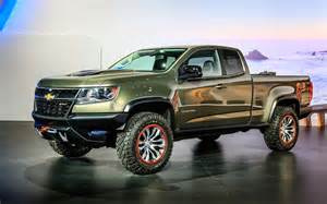 2016 chevy colorado zr2 diesel specs and price latescar