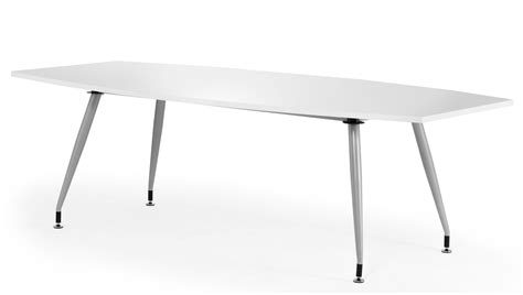 White Boardroom Table Stylish Boardroom Table In High Gloss White Finish