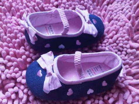 Sepatu Bayi Ella White Silver sepatu bayi cool onlineshop