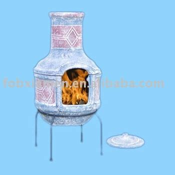 large indoor terracotta chiminea with grill buy