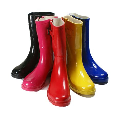 boots size s rubber 9 snow wellies womens new
