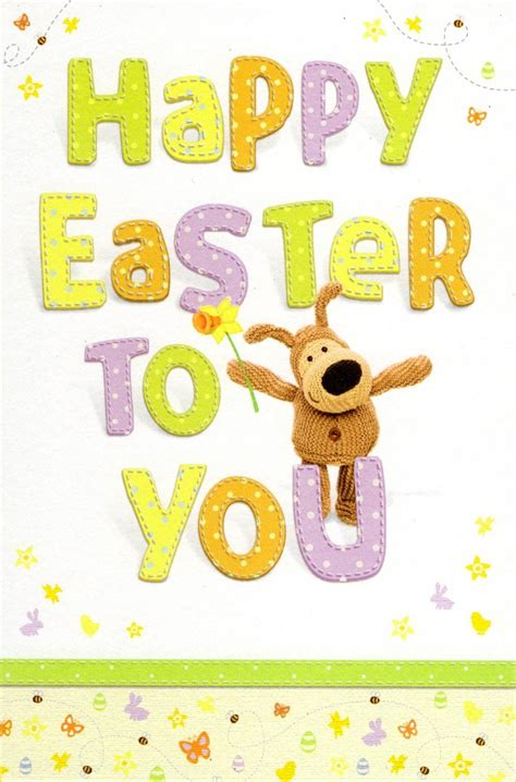 happy easter printable greeting cards boofle cute happy easter to you greeting card cards