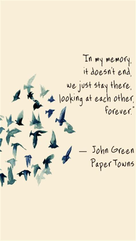 Paper Town By Green books green paper towns quotes image 3133292 by