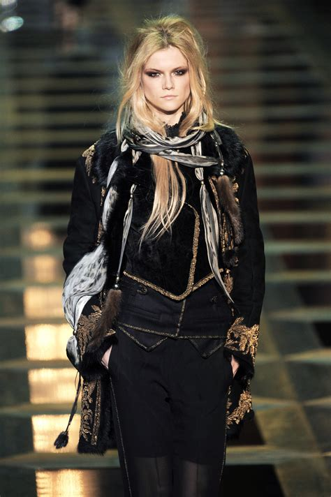 Milan Fashion Week Roberto Cavalli by Roberto Cavalli At Milan Fashion Week Fall 2010 Livingly