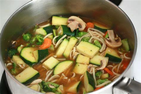 types of vegetable soups vegetable soup