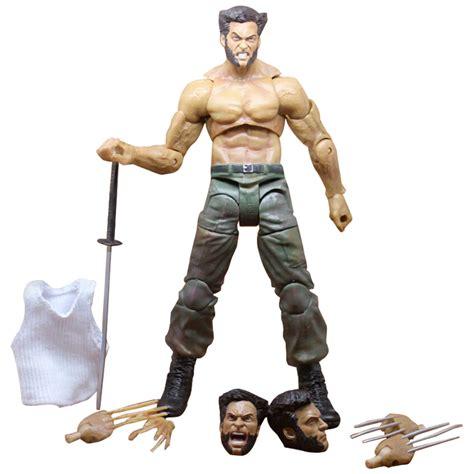 Deadlock Figure Marvel Legends marvel legends series x wolverine claws logan figure anime doll collectible model