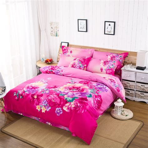 hot pink coverlet hot pink duvet cover promotion shop for promotional hot