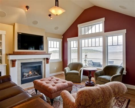 red accent wall red accent wall design dining room pinterest