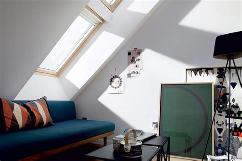illuminare mansarda illuminazione mansarda installazione finestre sottotetto