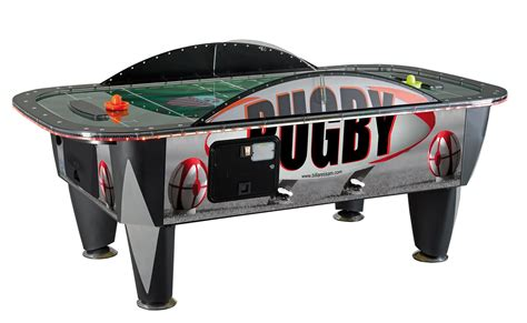 yukon rugby 8 foot commercial air hockey table liberty
