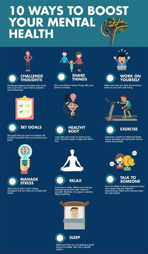 7 Ways To Boost Power by 10 Ways To Boost Your Mental Health Science For Sport