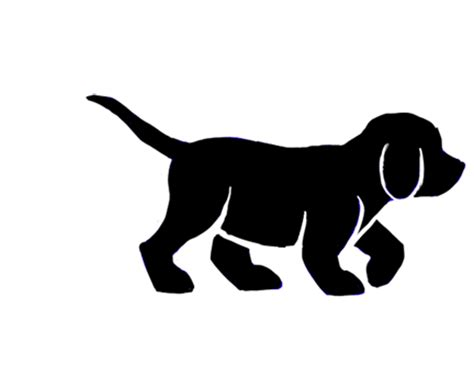animated puppies animated puppy cliparts co