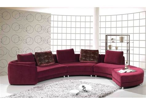 red microfiber sectional sofa pinterest