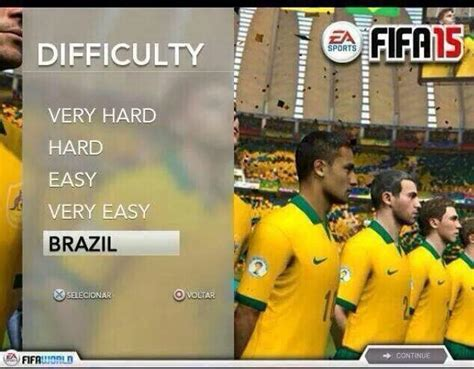 Brazil Meme - the new fifa 15 2014 world cup semfinal brazil vs