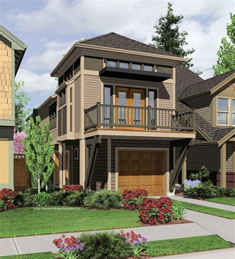 home plans for small lots build a small house in very narrow lot in virginia joy