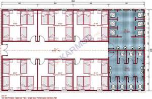 Sample Floor Plan For 2 Storey House karmod 232 m 178 modular dormitory accommodation building