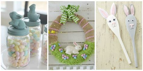 easter 2017 ideas 30 diy easter decorations from pinterest homemade easter