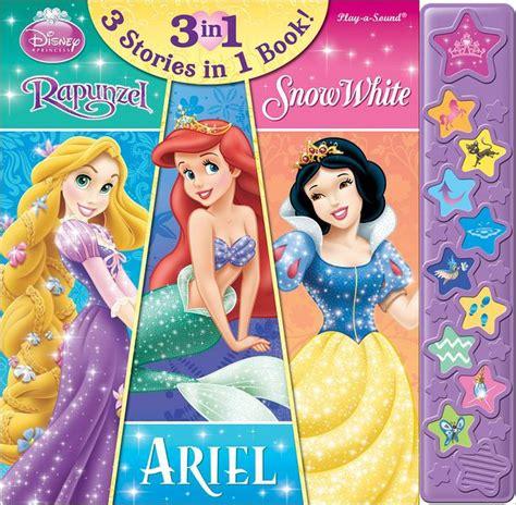 Disney Princess Snow White B5289 disney princess rapunzel ariel snow white 3 in 1 sound story by publications international