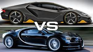 Lamborghini Vs Bugatti Bugatti Veyron 16 4 Grand Sport Rear Three Quarters Static