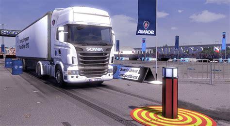 scania truck driving simulator potężne ciężar 243 wki dla