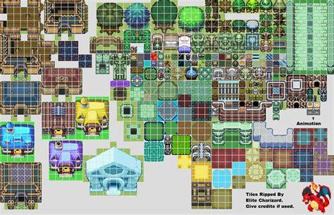 legend of zelda map maker zelda gbc gba tiles pixelation pinterest