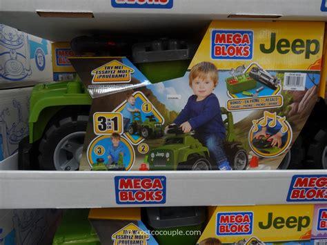 Mega Bloks Jeep Ride On mega bloks jeep ride on